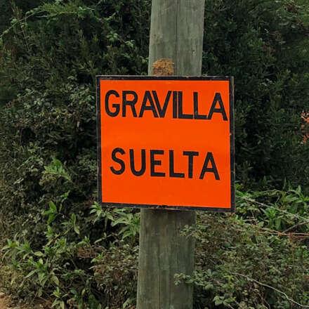 Gravel Love 80 K: Retén San Gabriel - Termas del Plomo