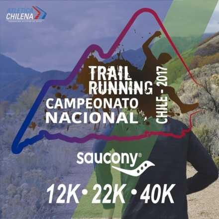 Campeonato Nacional de Trail Runningy Montaña by Saucony