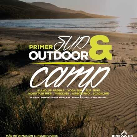 Sup & Outdoor Camp / Chaihuin