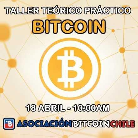 Taller Teórico Práctico de Bitcoin [Abril AM]