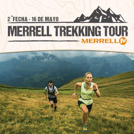 Merrell Trekking Tour 2da Fecha 2015