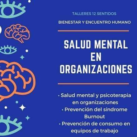 Salud Mental en Organizaciones