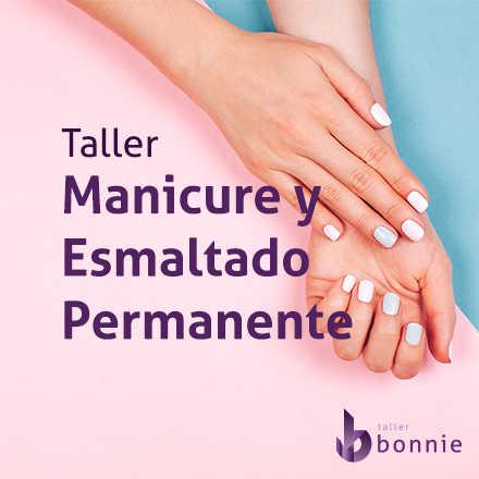 Taller de Manicure y Esmaltado Permanente (Sábado 23 de febrero)