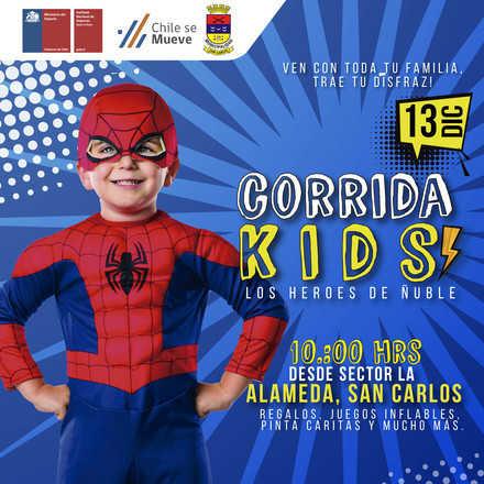 Corrida Kids 2019, San Carlos