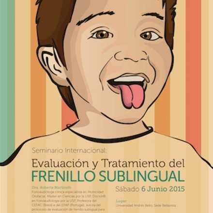 Seminario Internacional Frenillo Sublingual
