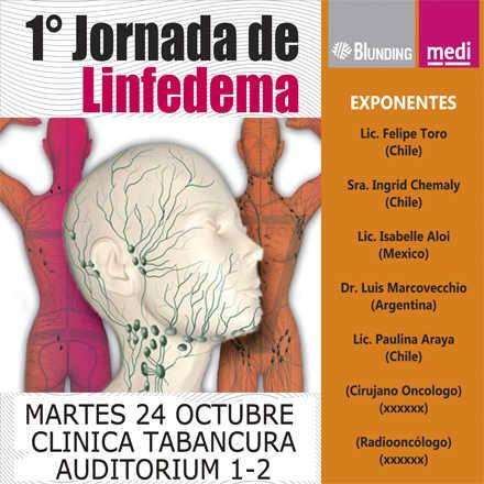 1era Jornada de Linfedema Chile