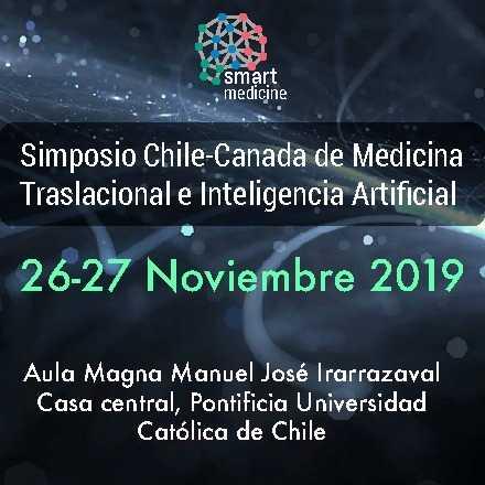 Simposio Chile-Canada de Medicina Traslacional e Inteligencia Artificial