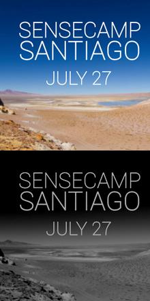 SenseCamp Santiago