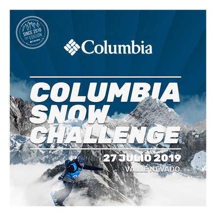 Banked Slalom - Columbia Snow Challenge 19'