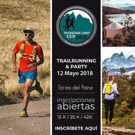 Patagonia Camp Cup 3a Versión