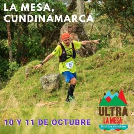 """Ultra La Mesa """"Ruta Los Miradores"""""""