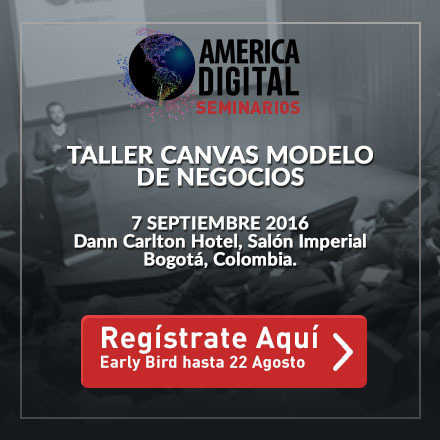 Taller Canvas Diseño Modelos de Negocios Bogota Colombia