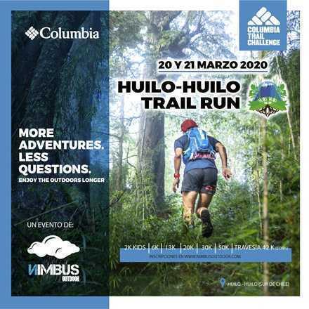Huilo Huilo Trail Run 2020