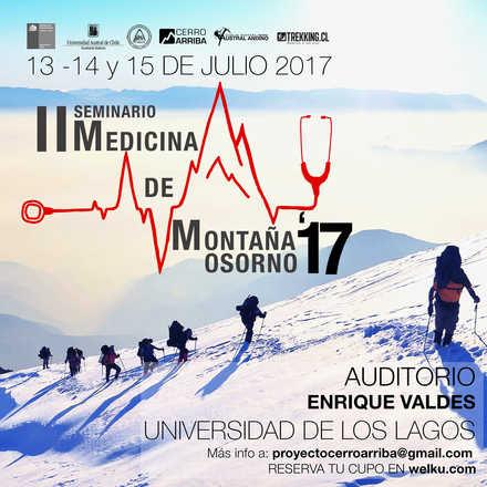 II Seminario de Medicina de Montaña