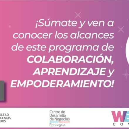 Lanzamiento Programa Emprendedoras Empoderadas