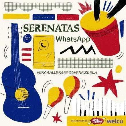 Serenatas por WhatsApp
