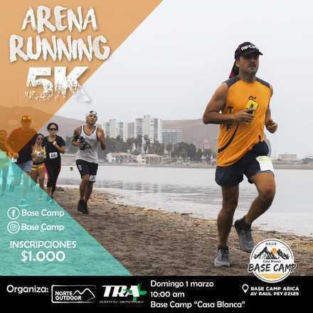 Arena Running