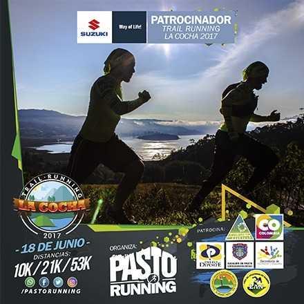 Trail Running La Cocha