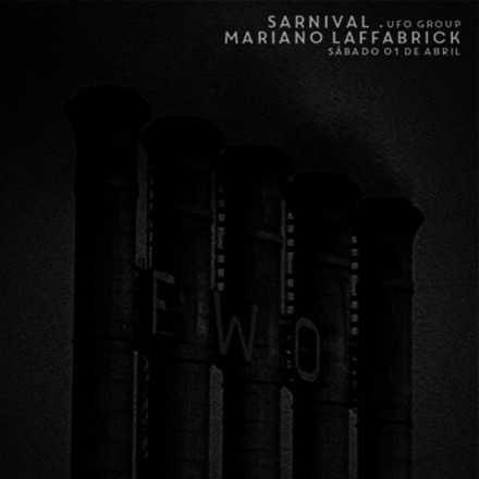 F/W/O . Sarnival & Mariano Laffabrick at BPM