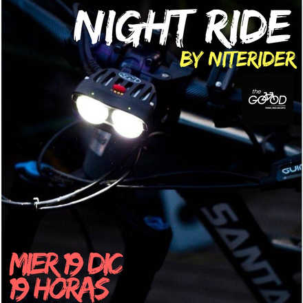 NightRide by The Good Xmas Edition