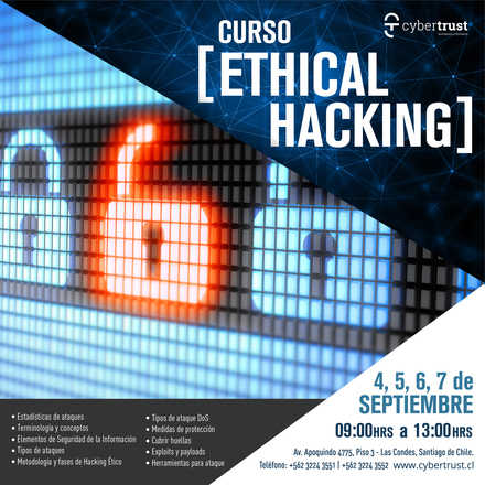 Curso Ethical Hacking