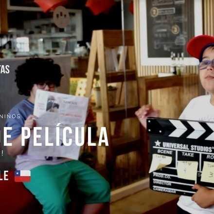 Un Día de Película - Taller de Cine para Niños