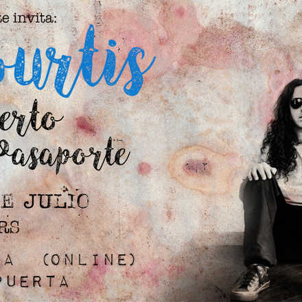 Alan Courtis - Valparaiso - Chile Tour 2016