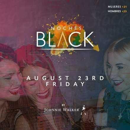 Noches Black by Johnnie Walker - JP la Torre - Ignacio Duarte-