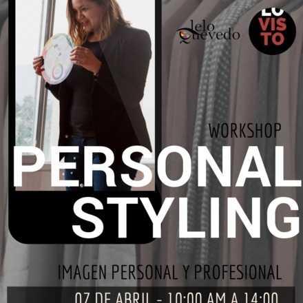 Personal Styling: De la Imagen al Éxito