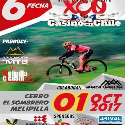 6ta Fecha XCO LIGA METROPOLITANA, Cerro el Sombrero Melipilla
