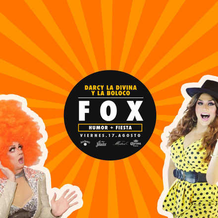 Santo Averno / FOX Darcy la Divina & La Boloco
