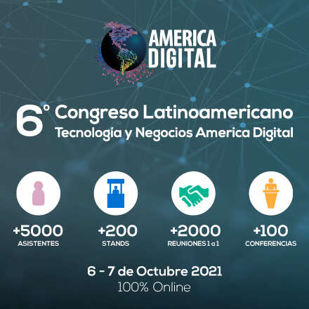 6to Congreso Latinoamericano America Digital 2021