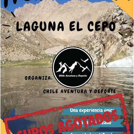 Invitación a recibir información para Trekking Laguna El Cepo