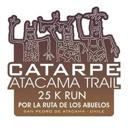 """EL """"ATACAMA TRAIL""""  10K & 25K trail running"""