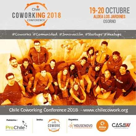 Chile Coworking Conference
