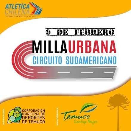 Circuito Sudamericano Milla Urbana Temuco
