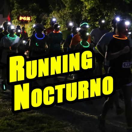 Running Nocturno