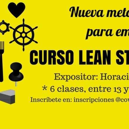 Curso Lean Start-Up