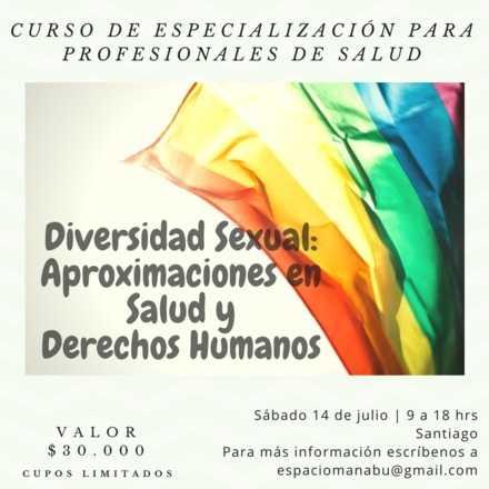 Diversidad Sexual: Aproximaciones en Salud y Derechos Humanos