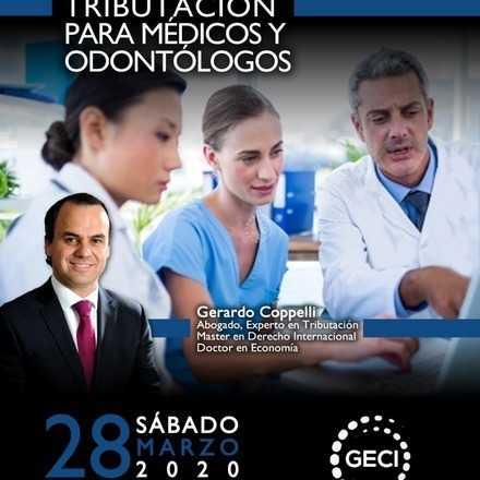 Curso Tributación para médicos y odontólogos