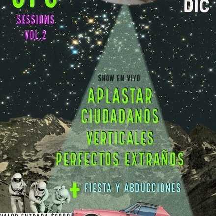 UFO sessions VOL2