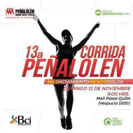 13ª Corrida Peñalolén