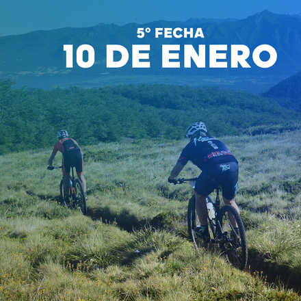 Suzuki Mountain Bike Tour 5ta fecha