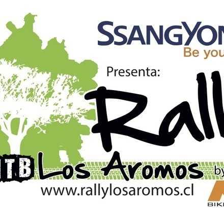 Rally Los Aromos VII Versión