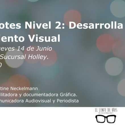 Taller Sketchnotes 2: Desarrolla el Pensamiento Visual