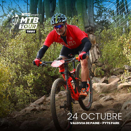 NTG Sport Mountain Bike Tour By Thule 2ª Fecha