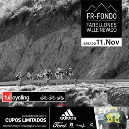 FRFondo Farellones - Valle Nevado