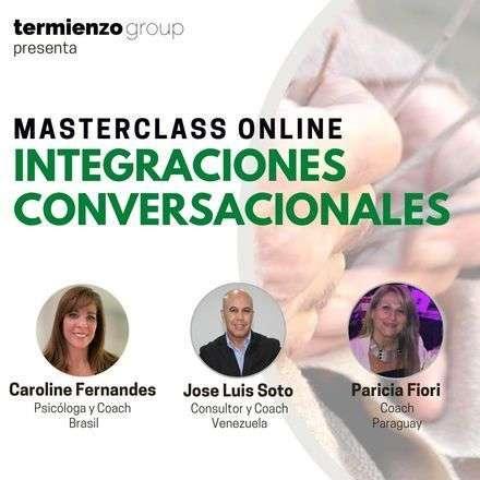 MasterClass Integraciones Conversacionales
