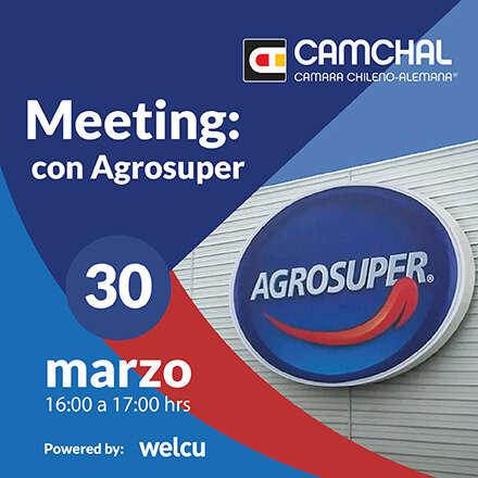 Meeting con Agrosuper