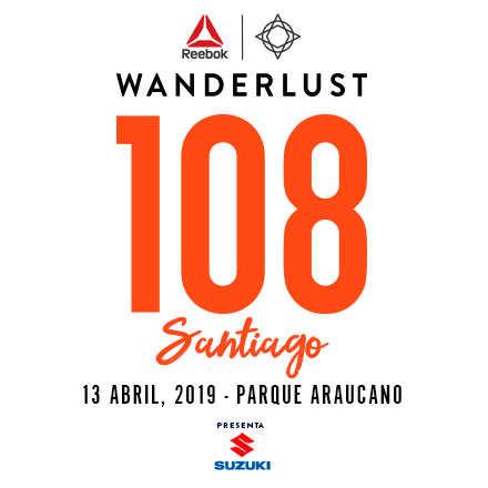 Wanderlust 108 Santiago 2019